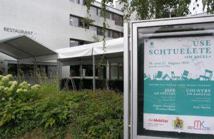 Die Vorbereitungen für das Useschtuelete Im Brüel 2019 laufen auf Hochtouren